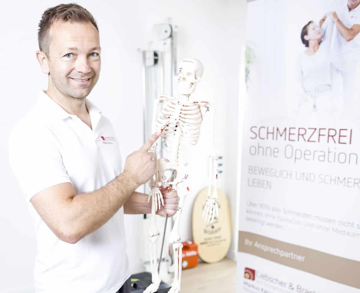 Markus Kaluza - Schmerztherapie - Liebscher & Bracht