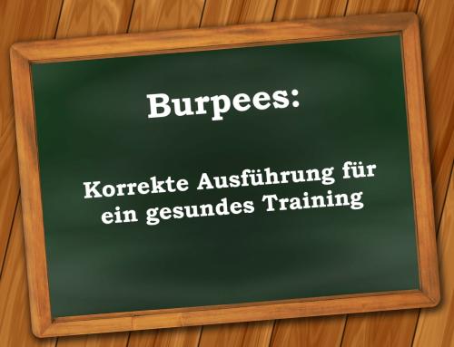 Burpees – Ausführung, Training, Technik