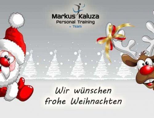 Frohe Weihnachten und eine schöne Zeit