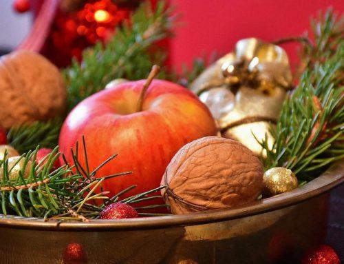 Weihnachtsvorbereitung: Krafttraining