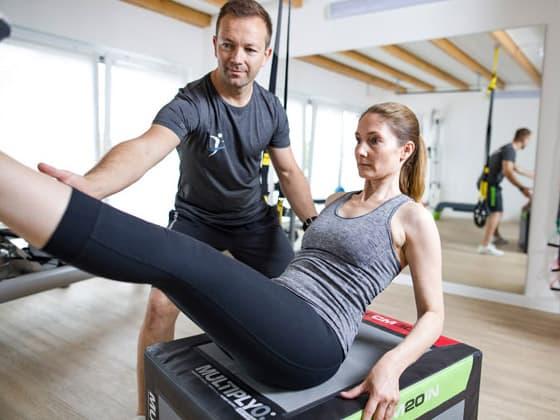 Gesundheitsbewusstes Training