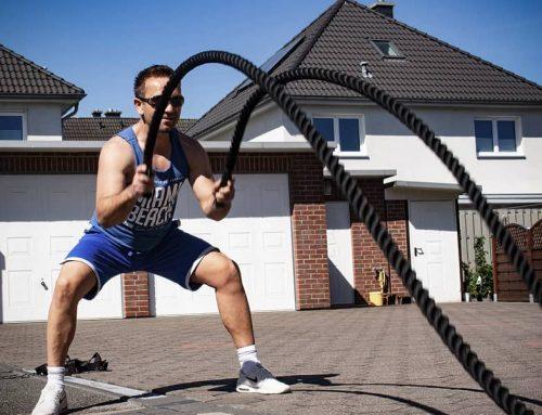 Outdoor-Training und -Aktivitäten